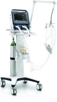 Апарати штучної вентиляції легень