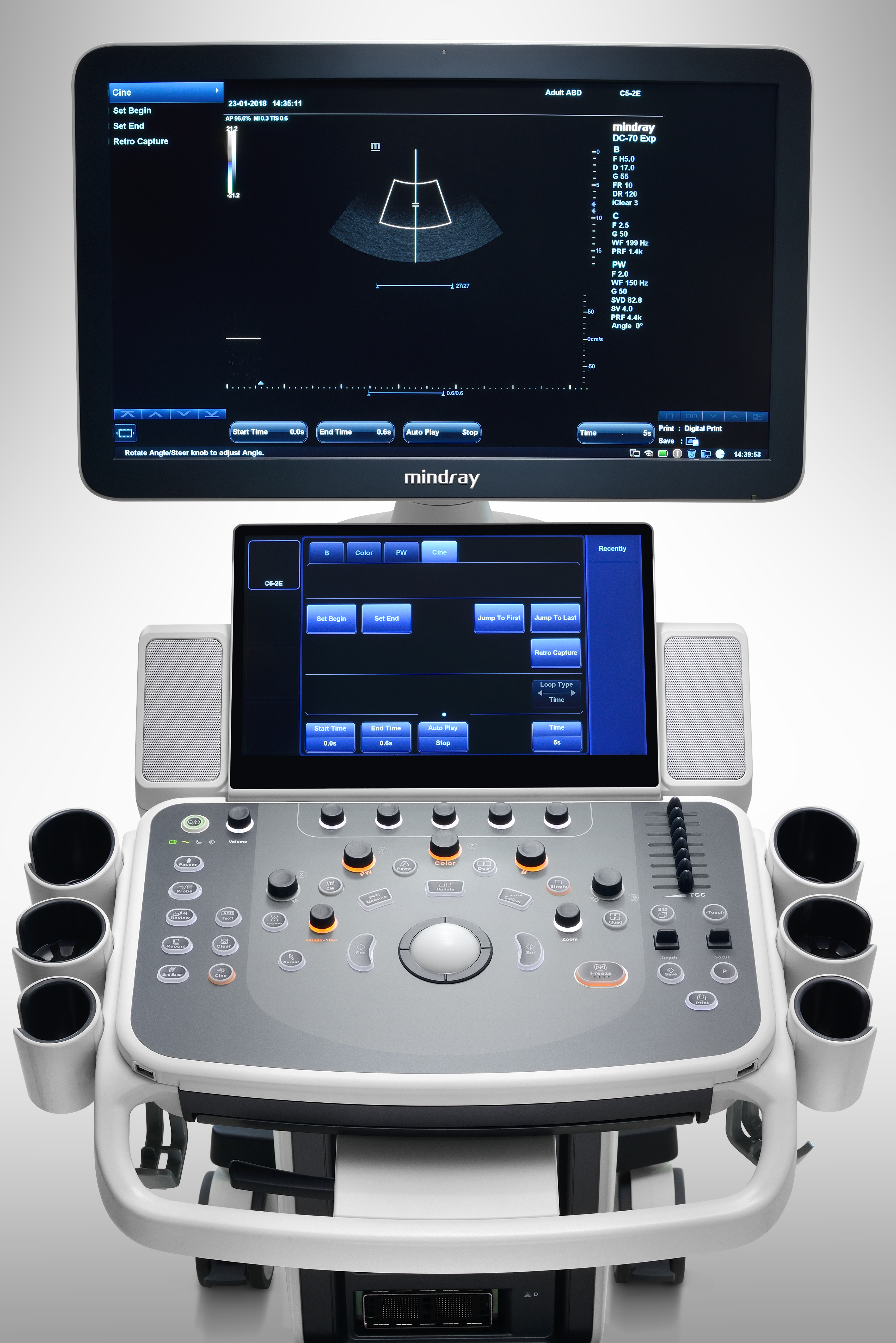 Система ультразвуковая диагностическая Mindray DC-70 X-Insight