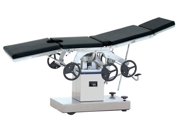 Механический операционный стол 3001А